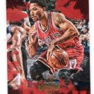 Derrick Rose Trading Card Single 2015-16 Panini Court Kings #99 Bulls