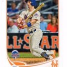 David Wright Trading Card Single 2013 Topps Update #US316 Mets