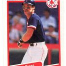 Wade Boggs Trading Card Single 1990 Fleer #268 Red Sox