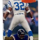 Jack Crockett Trading Card 1996 Skybox Premium Panorama #246 Colts