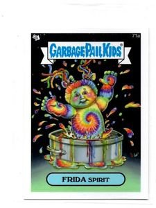 Frida Spirit Trading Card Single 2013 Topps Garbage Pail Kids MIni 71a