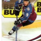 Joe Sakic Trading Card Single Joe Sakic 2006-07 UD Power Play #28 Avalanche