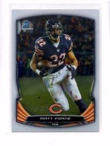 Matt Forte Trading Card Single 2014 Bowman Chrome #41 Bears