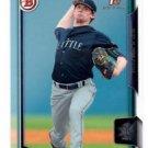 Kyle Wilcox Trading Card Single 2015 Bowman Draft #72 Mariners