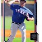 Luis Ortiz Trading Card Single 2015 Bowman Draft #65 Rangers