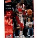 Hakeem Olajuwon Trading Card Single 2000-01 Upper Deck Victory 375 Rockets