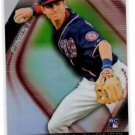 Trea Turner Finest First Trading Card 2016 Topps Finest FFTT Nationals