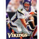 Brett Favre Trading Card Single 2010 Topps #60 Vikings