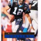 Kerry Collins Trading Card 1996 Fleer Ultra 17 Panthers