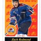 Zach Redmond Retro SP 2015-16 UD OPC #206 Avalanche