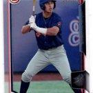 Mark Mathias Trading Card Single 2015 Bowman Draft #99 Indians