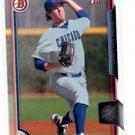 Ryan Kellogg Trading Card Single 2015 Bowman Draft 22 Cubs