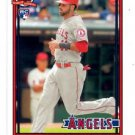 Kaleb Cowart RC Trading Card 2016 Topps Archives 291 Angels