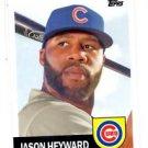 Jason Heyward Trading Card Single 2016 Topps Archives #13 Cubs