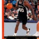 David Robinson Trading Card Single 1999-00 Topps #73 Spurs NMT