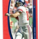 Eli Manning Red Parallel SP Trading Card  2009 Topps Unique #73 Giants 213/799