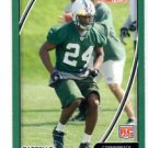 Darrelle Revis RC Trading Card Single 2007 Topps Total #529 Jets NMT