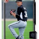 Spencer Adams Trading Card Single 2015 Bowman Draft #52 White Sox