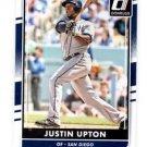 Justin Upton Trading Card Single 2016 Donruss 174 Padres