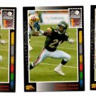 Anthony Greene Trading Card Lot of (3) 1992 Wild Card WLAF #132