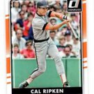 Cal Ripken Jr Trading Card Single 2016 Donruss 181A Orioles