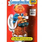Calvin Stoolidge Presidents Single 2015 Topps Garbage Pail Kids #1a