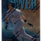 Edgar Martinez Power Trading Card 1997 Topps Finest #P6 99 Mariners