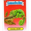 Chamel Leon Trading Card Single 2013 Topps Garbage Pail Kids MIni #63a
