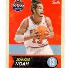 Joakim Noah Trading Card Single 2011-12 Panini Past & Present #55 Bulls