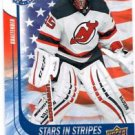 Cory Schneider Trading Card Single 2016 UD National Trading Card Day #5