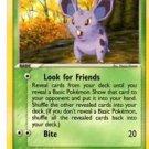 Nidoran Trading Card Pokemon RedFire LeafGreen 70/112 x1