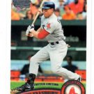 Jacoby Ellsbury Trading Card Single 2011 Topps Diamond Anniversary #351 Red Sox