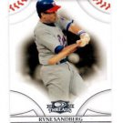 Ryne Sandberg Trading Card Single 2008 Donruss Threads #16 Cubs