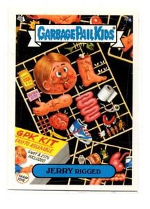 Jerry Rigged Trading Card Single 2004 Topps Garbage Pail Kids #38a