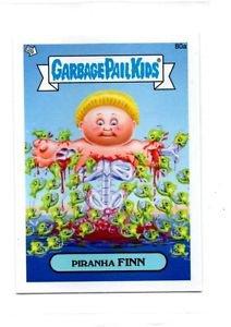 Piranha Finn Single 2013 Topps Garbage Pail Kids Minis #80a