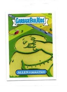 Allen Formation Single 2013 Topps Garbage Pail Kids Minis #81a