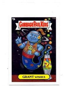 Grant Wishes Single 2013 Topps Garbage Pail Kids Minis #103b