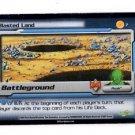 Blasted Land Trading Card Single 2000 Score Dragon ball Z #7 Played x1