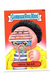 Ven E Sean Single 2015 Topps Garbage Pail Kids #33a