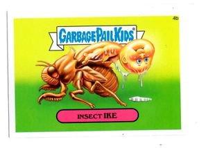Insect Ike Single 2015 Topps Garbage Pail Kids #4b