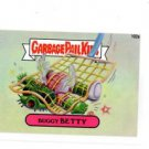 Buggy Betty Single 2013 Topps Garbage Pail Kids Mini #102a