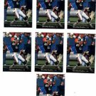 Mark Carrier Trading Card Lot of (7) 1995 Upper Deck #295 Panthers NMT