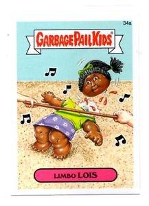 Limbo Lois Single 2015 Topps Garbage Pail Kids #34a