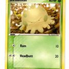 Shroomish Common Trading Card Pokemon EX Emerald #63/106 x1