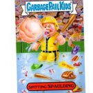 Spitting Spalding Single 2015 Topps Garbage Pail Kids #61a