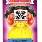Ink Blot Dot Single2015 Topps Garbage Pail Kids #50a