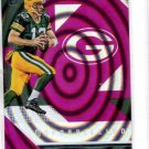 Aaron Rodgers Purple Trading Card  2016 Panini Unparalleled #121 Packers