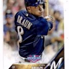 Ryan Braun Trading Card Single 2016 Topps Opening Day #OD26 Brewers