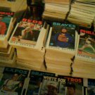1986 Topps Basebal Set 792 No Dupes Hand Collated Ryan Clemens Ripken Rose