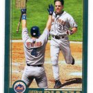 Mike Piazza Trading Card Single 2001 Topps #706 Mets NMT